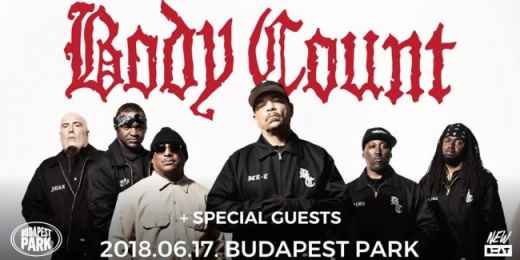 BODY COUNT feat. ICE-T - Budapest Park<br><small><small><small>