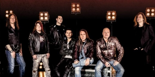 HELLOWEEN, EPICA, METAL ALLEGIANCE - 2018 FEZEN<br><small><small><small>