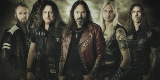 Hammerfall Budapesten - World Dominion Tour 2020<br><small><small><small>