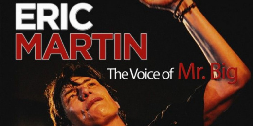 Eric Martin &#8211; The Voice of Mr. Big &#8211; Acoustic Duo Tour <br><small><small><small>